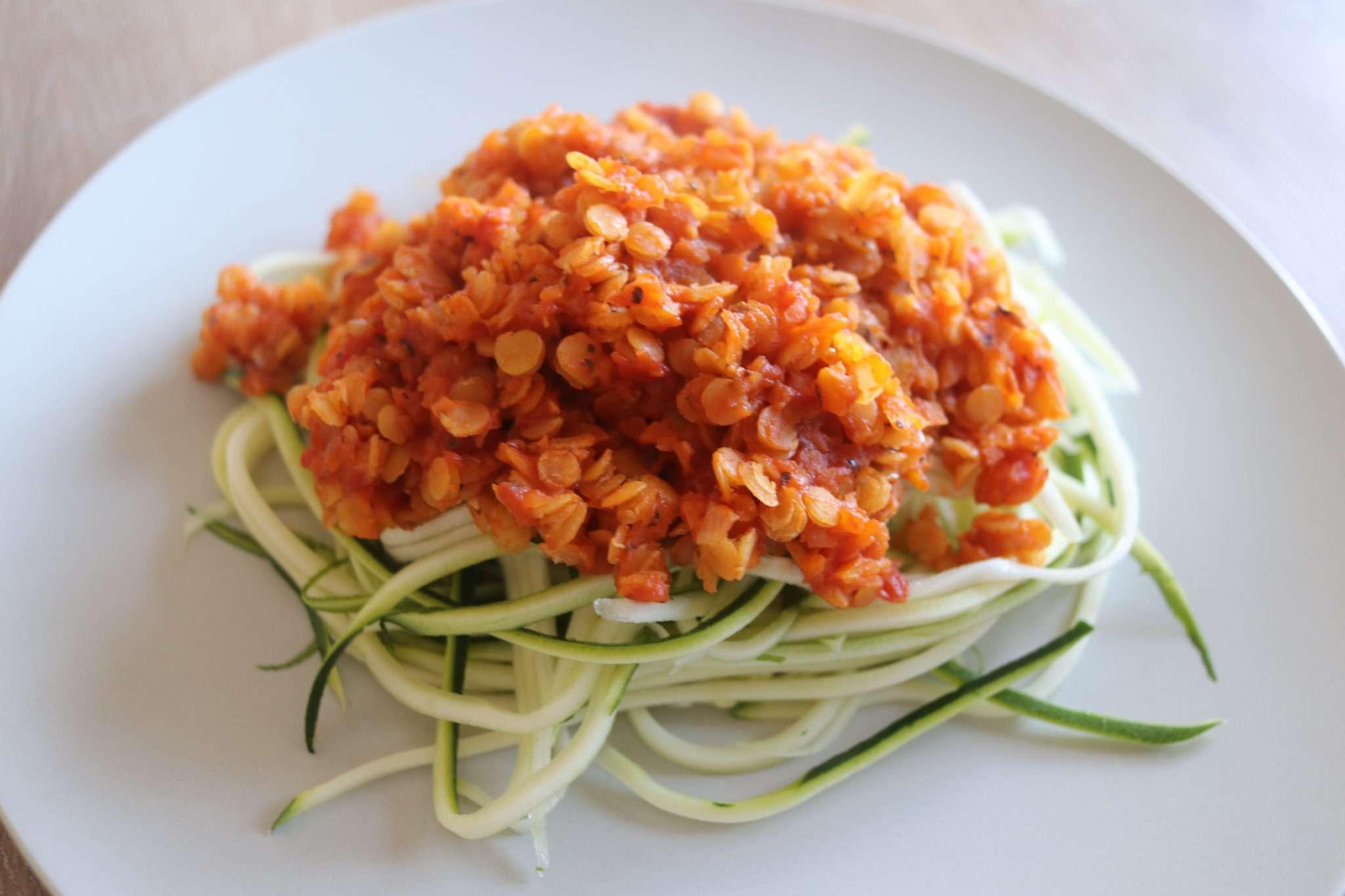 Easy Vegan Lentil Bolognese Recipe Low Calorie High Protein Vegan Recipe Gluten Free Cheap Lazy Vegan