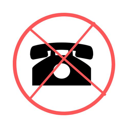 no old phones