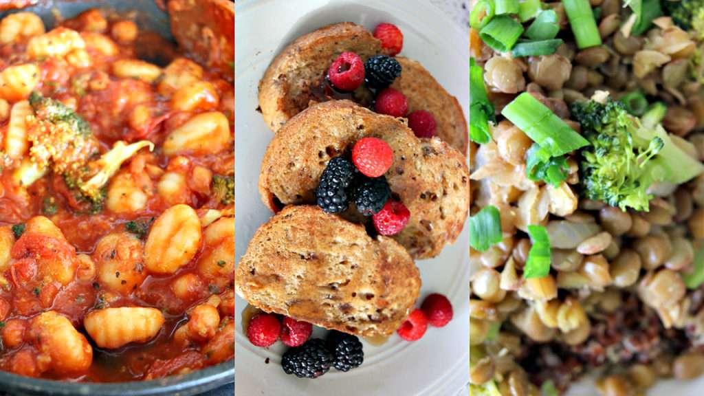 Vegan Breakfast | Cheap Lazy Vegan