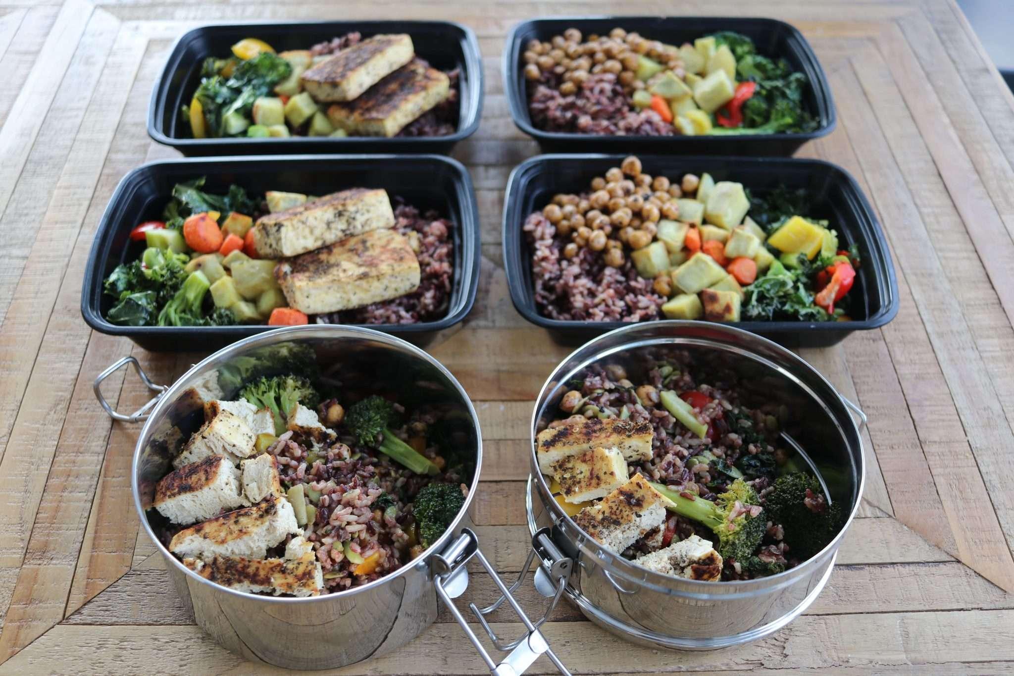 Easy Whole Foods Plant Based Meal Prep Vegan Gluten Free Cheap Lazy Vegan
